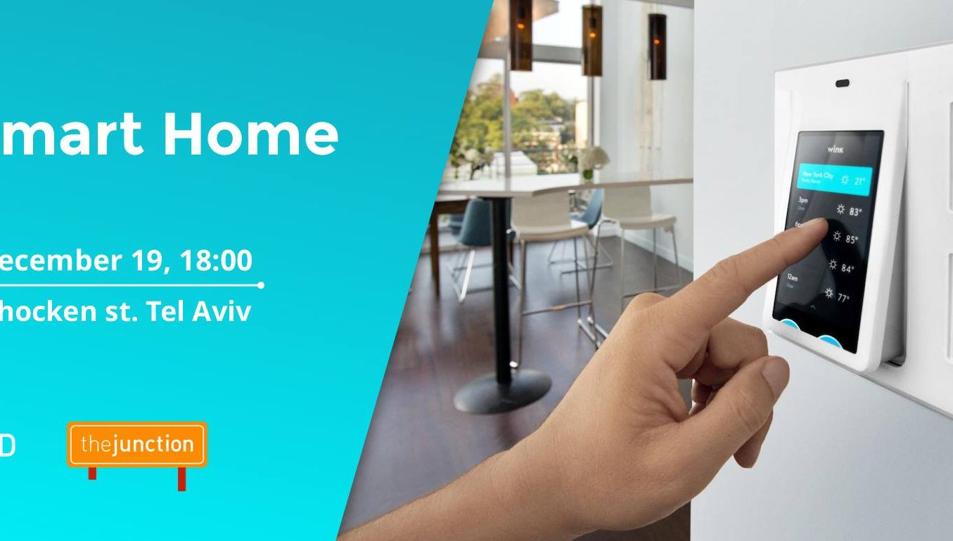 An exciting meeting about Smart homes future