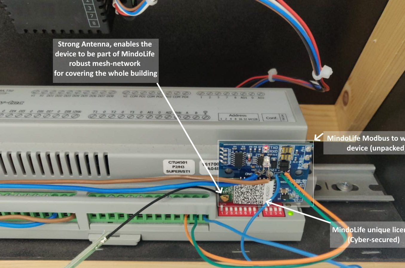Modbus protocol disadvantages